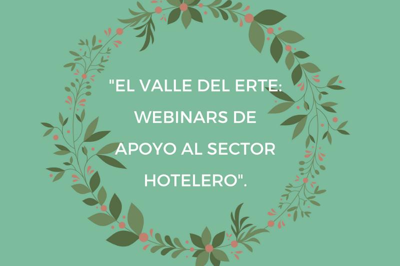 Ciclo webinars El Valle del Erte Metahotel